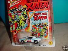 JL MARVEL GIANT X-MEN CHEVY CAMARO #4 FREE USA SHIPPING