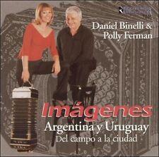 NEW Imagenes: Argentina y Uruguay (Audio CD)