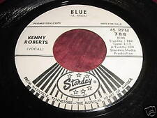 KENNY ROBERTS - BLUE / SIOUX CITY SUE - 45 COUNTRY