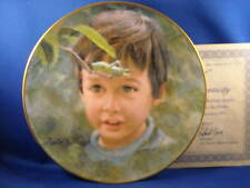 """Knowles Carefree Days Plate Collection """"Nature Hunt"""""""