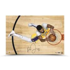 "ANTHONY DAVIS Autographed Lakers ""Prowess"" 16"" x 24"" Photograph UDA LE 100"