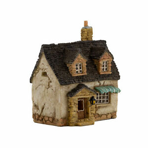 Miniature Dollhouse Fairy Garden Miniature House with Awning - Buy 3 Save $6