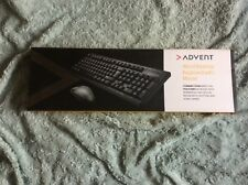ADVENT C112 Keyboard and Mouse Set PC USB Optical Mouse & Number Pad