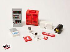 ★ Sticker/Decal für/for LEGO® Steine/Fliesen/bricks/tiles ★BREAKING BAD METH LAB
