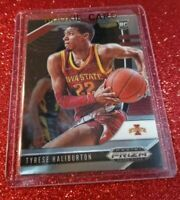 2020-21 Panini PRIZM Draft Picks Tyrese Haliburton RC#10 ROOKIE Kings