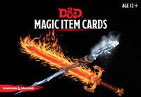 D&D Magic Item Cards 5th Edition
