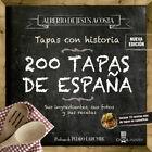 200 TAPAS DE ESPAÑA. NUEVO. Nacional URGENTE/Internac. económico. GASTRONOMIA