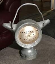Vintage THOMPSON Mfg.Co. Metal OWL Garden Lawn Sprinkler 25 Ft Diameter
