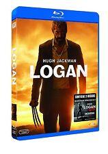 LOGAN BLU RAY EDICION 2 DISCOS INCLUYE LOGAN NOIR NUEVO ( SIN ABRIR ) JACKMAN