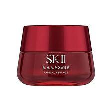 SK-II R.N.A.POWER Radical New Age Cream Anti-Aging 80g 2.8oz MAX FACTOR Japan