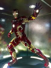 Cinemaquette Ironman Avengers Mark 43 1/3 scale statue figure sideshow