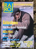 RARO! 102 Magazine about discography ps Celentano Van Der Graaf Nilla Pizzi Rock