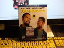 Ride Along (Blu-ray/DVD, 2014, 2-Disc Set, Includes Digital Copy) MINT CONDITION