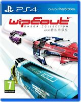 Wipeout Omega Collection | PlayStation 4 PS4 New