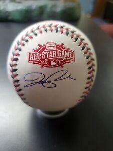 Joe Panik Signed 2015 All Star Ball San Francisco Giants PSA/DNA