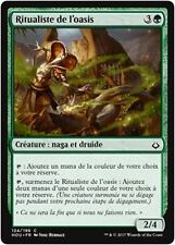 MTG Magic HOU FOIL - Oasis Ritualist/Ritualiste de l'oasis, French/VF