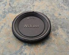 Nikon BF-1A Camera Body Cap AF D3 D4 D40 D60 D100 D200 D700 D3000 D5000 (#1480)