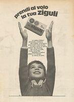 X7833 Prendi al volo la tua Zigulì - Pubblicità 1976 - Vintage Advertising