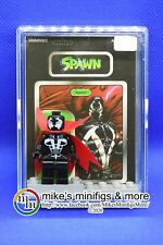 SPAWN Custom Carded Minifigure Display Mini-Figure Dark Horse Marvel