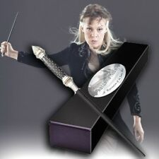 HARRY POTTER OFFICIAL NARCISSA MALFOY PROP REPLICA WAND + BONUS NAME CLIP STAND
