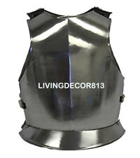New Armor-Breastplate-Muscle-Body-Armour-Iron Steel-Chest- Medieval
