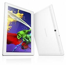 Lenovo TAB 2 A10-70L Tablet WHITE 16GB 2GB RAM DISPLAY 10 IPS 4G LTE GSM Android