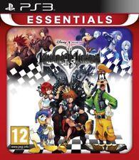 Jeux vidéo anglais Kingdom Hearts pour Sony PlayStation 3