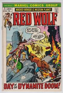 Red Wolf 2 VFN-NM