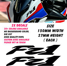 Yamaha FZ1 Stickers Decals Motorcycle Fairing Panel Belly Pan