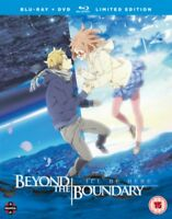 Beyond The Boundary - Movie - I ' Ll Essere Here - Past Chapter / Avvenire Arc