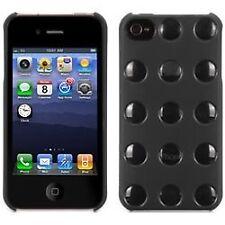 Griffin GB02805 Reveal Orbit protectora dura Shell funda iPhone 4 4S-Humo Negro