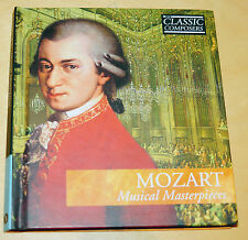 Mozart  The Classic Composers CD & booklet