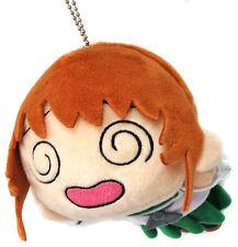 Sega Girls and Panzer Nesoberi Lying Down Plush Keychain~ SG16843 Miho Nishizumi