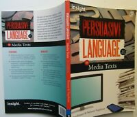 insight PERSUASIVE LANGUAGE in Media Texts 2014  Iris Breuer & Melanie Napthine
