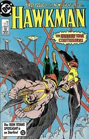 Hawkman Comic 1 Copper Age First Print 1986 Isabella Howell Heck Wolfman DC
