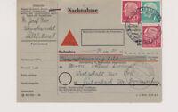 BUND, Mi. 181, 185, NN-Zell/Mosel; OWS, 24.6.57