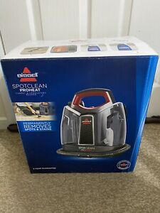 Bissell Spot Clean ProHeat Carpet Cleaner