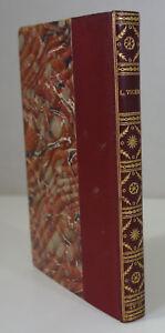 RELIURE signée Bonleu EO VIGEE Mes conventions, épitre, vers et prose. RARE 1801