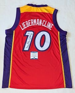 Nancy Lieberman signed Phoenix Mercury jersey autographed HOF Inscr. BAS Beckett
