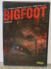 Bigfoot (Dvd, 2010) Rare Troma Horror Brand New