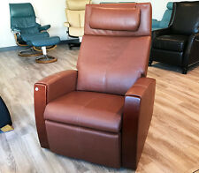 Showroom Human Touch Perfect Chair PCX-720 Zero Anti Gravity Recliner  - Saddle