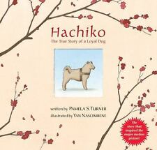 Hachiko: The True Story of a Loyal Dog-ExLibrary