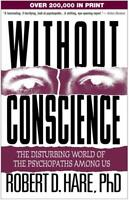 WITHOUT CONSCIENCE - HARE, ROBERT D. - NEW PAPERBACK BOOK