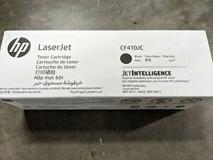 Genuine HP 410X Black High Yield Contract Toner Cartridge CF410JC