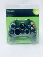 Brand NEW Original Xbox Controller S Type Halo Green Translucent OEM