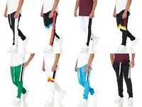 Mens Slim Fit Jogger Track Pants Sweatpants Gym Sports Lounge Fashion S-6X