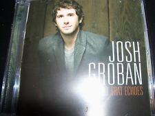 Josh Groban All That Echoes (Australia) Deluxe Bonus Tracks CD – Like New