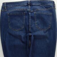 Lane Bryant Mid Rise Super Stretch Skinny Jeans Women's 18 A471J