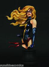 Ms. Marvel Modern Mini Bust 558/1000 Carol Danvers Bowen Designs NEW SEALED
