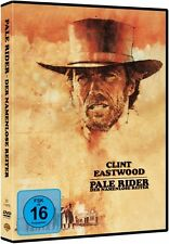 DVD PALE RIDER # Clint Eastwood, Christopher Penn ++NEU